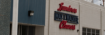 benson max i walker dry cleaning locations