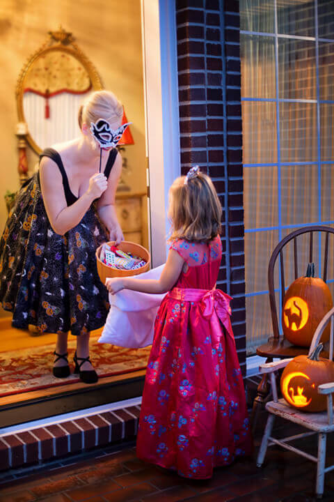 Halloween Costume Care