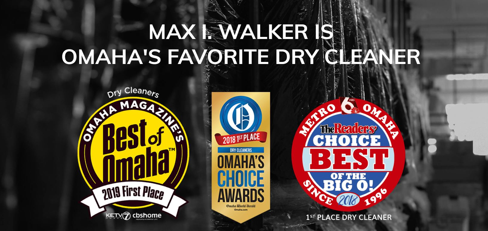f78446503b Omaha Dry Cleaner & Launderer Max I. Walker | Dry Cleaning | Laundry
