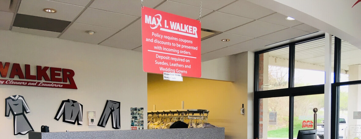 max i. walker coupons from competitors