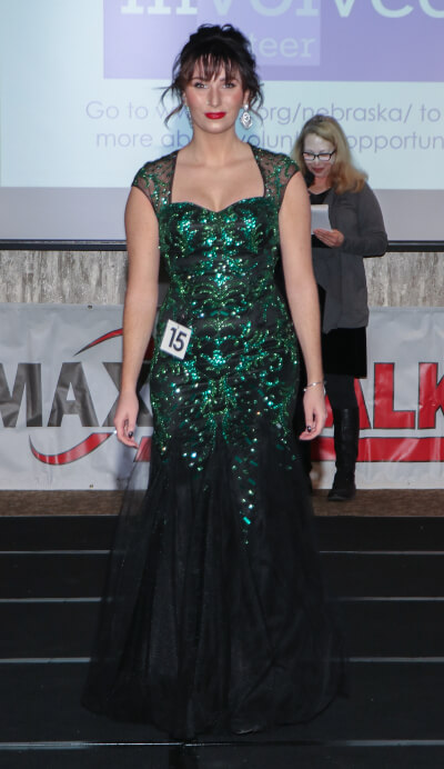 ultra chic boutique dress raffle fashion show model call jordan