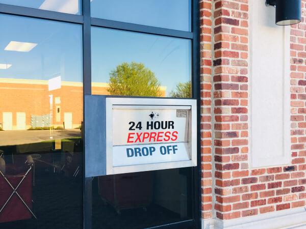 158th & maple store drop box