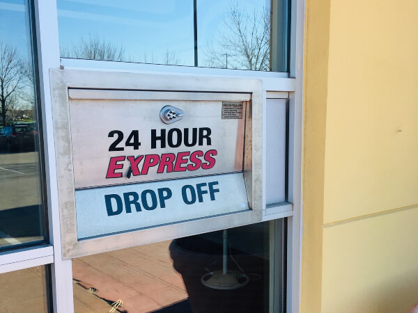 ridgeview store drop box