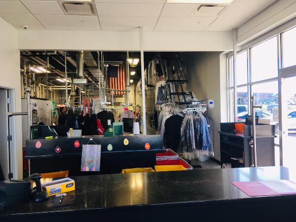elkhorn store interior
