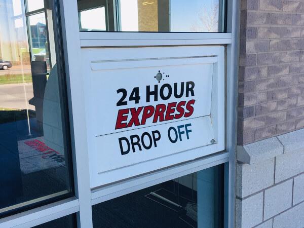 elkhorn store drop box