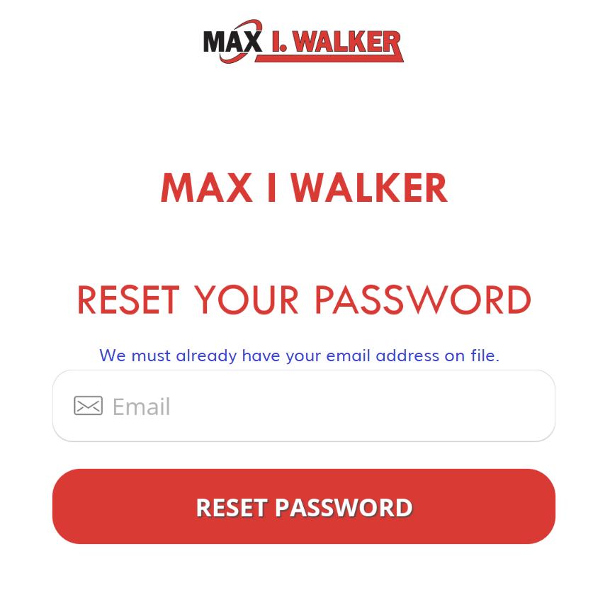 mobile app reset password 2