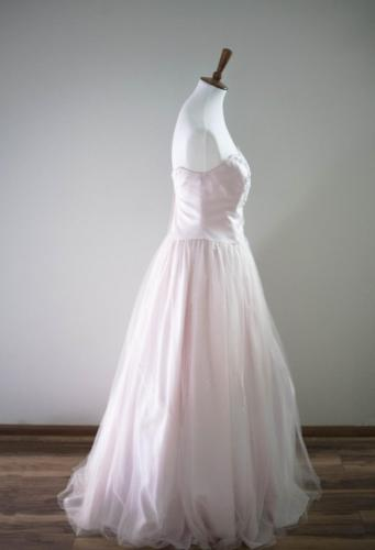 Max I. Walker Ultra Chic Boutique Pink Prom Dress